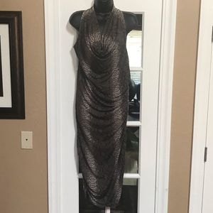 MIchael Kors snake print dress